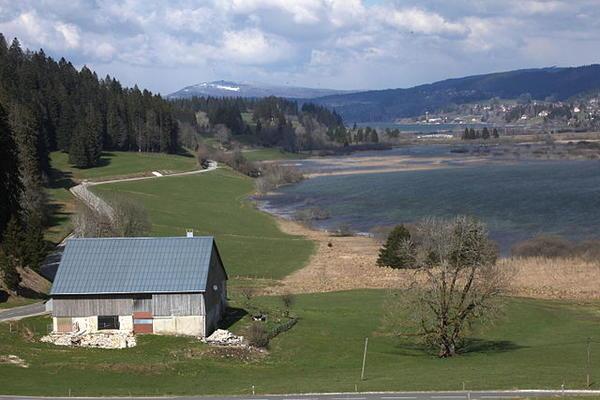 Lac de Remoray