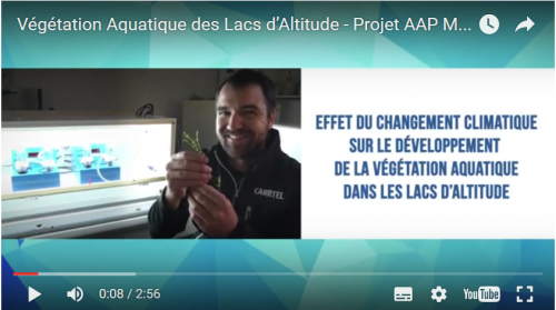video lacs d'altitude