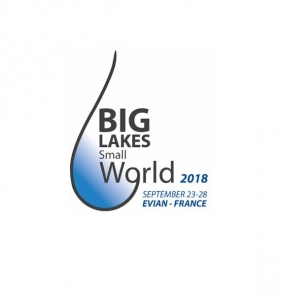'Big Lakes, Small World'  : IAGLR & ELLS Symposium  , Evian, France, September 23-28, 2018