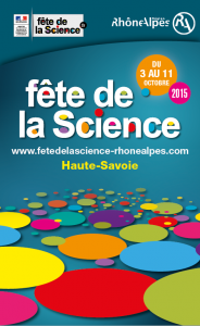 fête de la science 2015