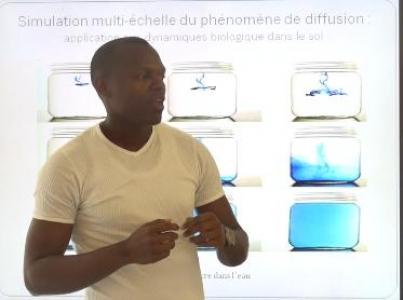 Hugues Kengne - University of Yaounde