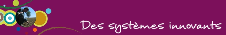 Bandeau des systemes innovants