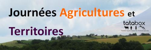 Journées agricultures et territoires