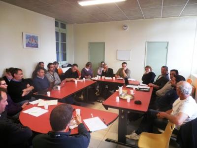 Séminaire de travail Agroécologie en Aveyron