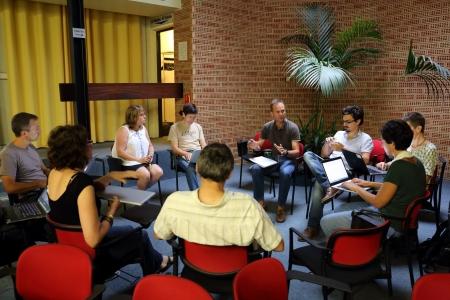 Séminaire de travail Organisation collective du projet, le 4-5 septembre 2014