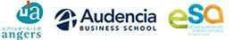 Université d'Angers - Audencia - ESA