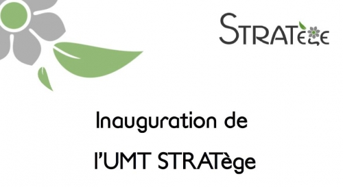 Inauguration de l'UMT STRATège