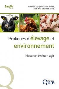 Le livre Pratiques d'élevages et Environnement