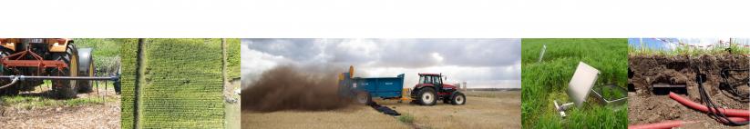 SOERE PRO - valOr PRO : valorisation agricole des Produits Résiduaires Organiques
