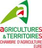 Logo de la CA de l'Eure
