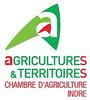Logo de la CA de l'Indre