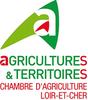 Logo de la CA du Loir-et-Cher