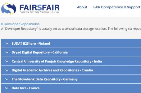 Data Inra soutenu par FAIRsFAIR